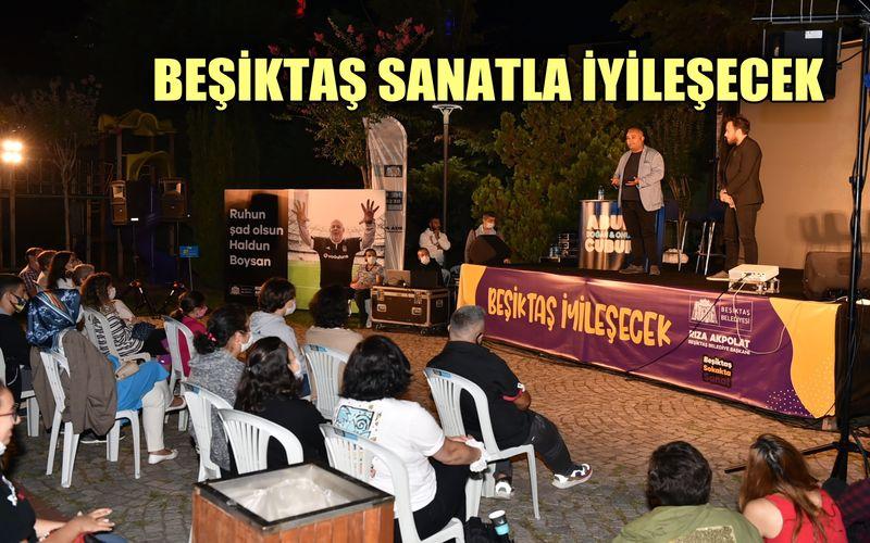 Beşiktaşlılar ''Beşiktaş İyileşecek'' etkinlikleriyle bir araya geliyor