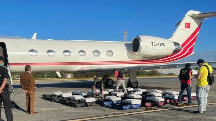 1,3 ton kokainle yakalanan Türk uçağının pilotu hakkında karar