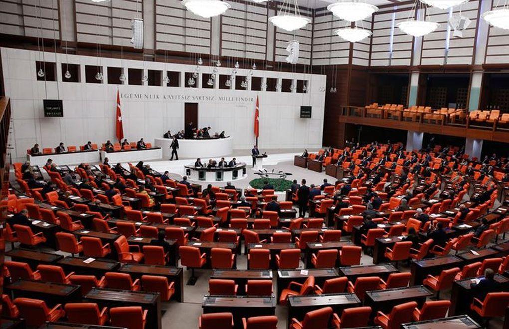 11 HDP'li milletvekili hakkında 25 fezleke Meclis'te