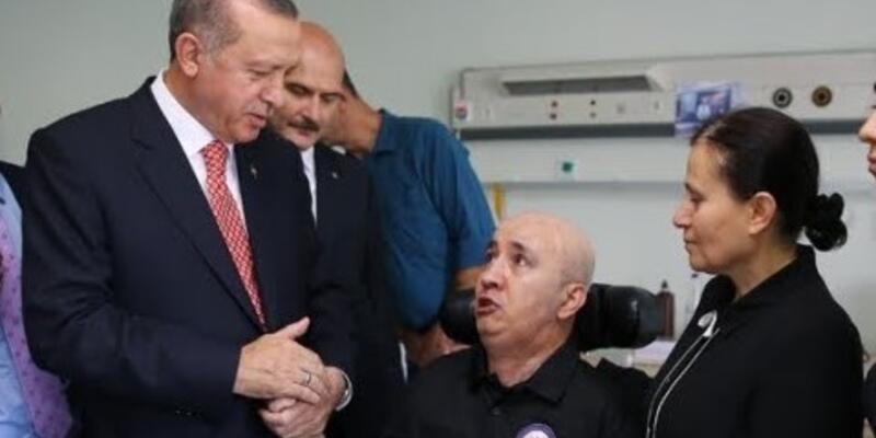 15 Temmuz Gazisi Turgut Aslan, Cumhurbaşkanı Başdanışmanlığına atandı