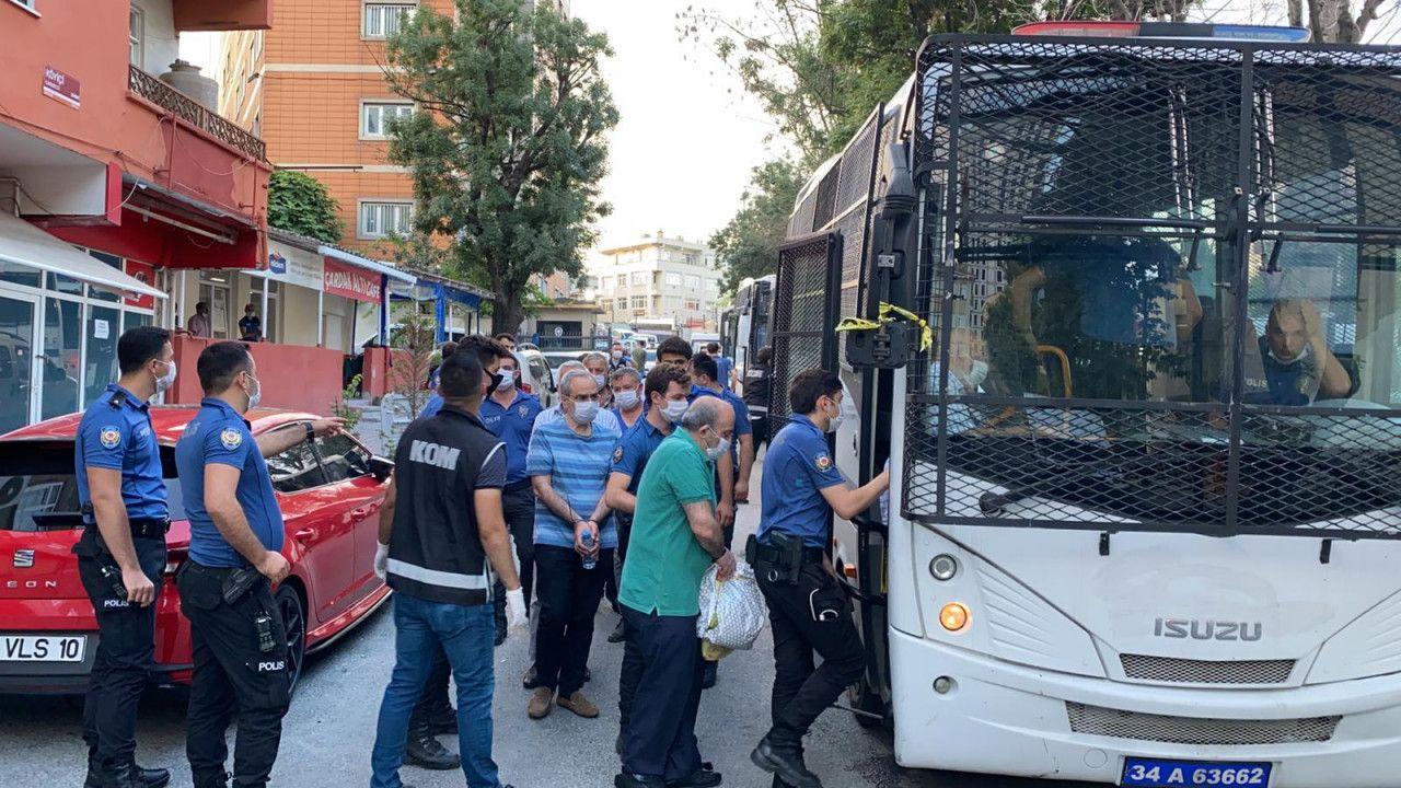 16 ilde kaçak tütün operasyonu yapıldı, 20 kişi tutuklandı