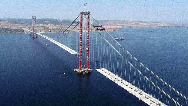 1915 Çanakkale Köprüsü'nün geçiş ücreti açıklandı