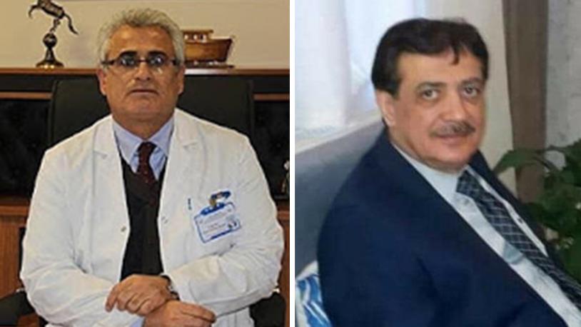 2 doktor daha koronavirüs nedeniyle yaşamını yitirdi