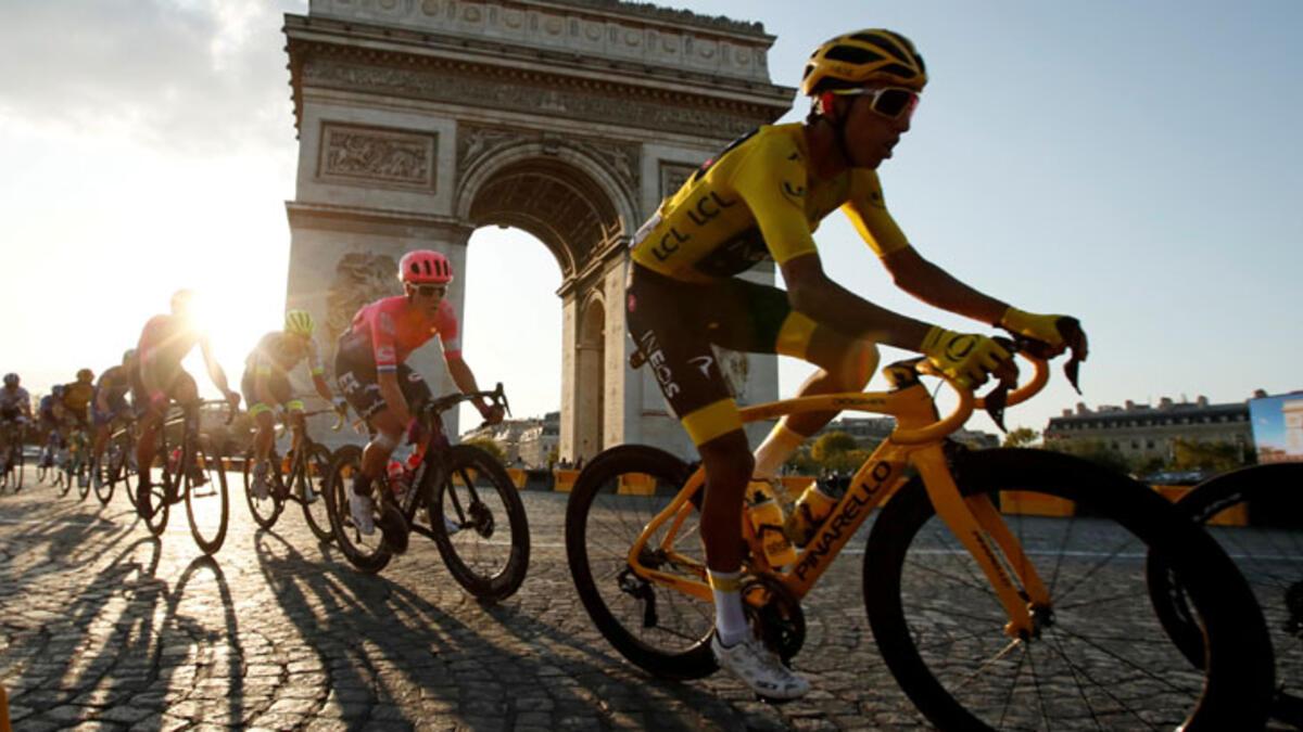 2021 Fransa Bisiklet Turu'nun tarihleri değişti