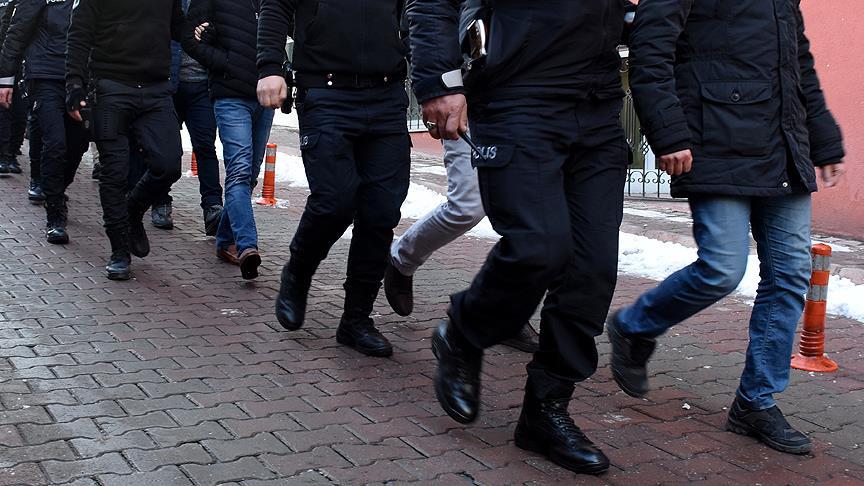 23 ilde FETÖ operasyonu: 23 gözaltı