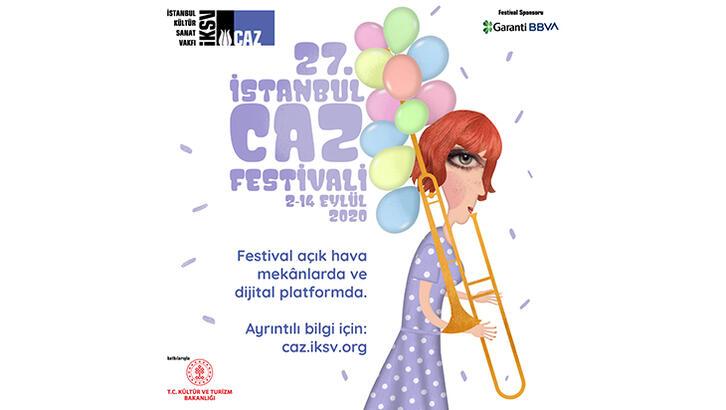 27. İstanbul Caz Festivali Eylül'de başlıyor