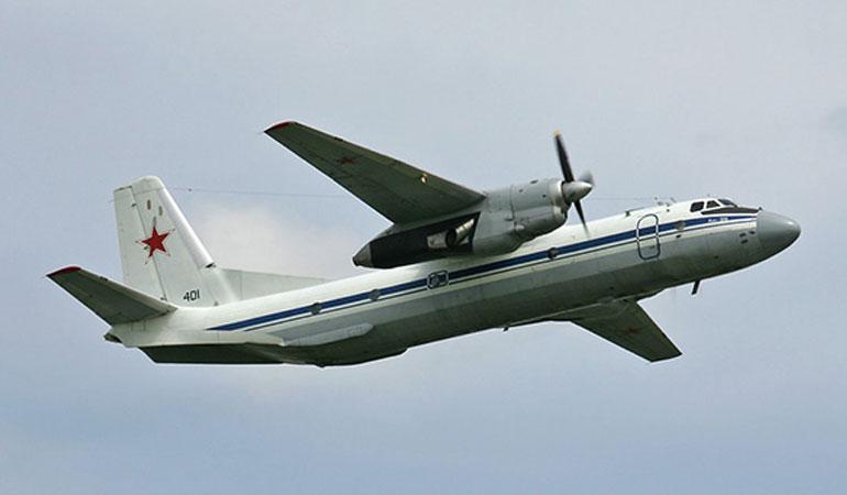 Rusya'da radardan kaybolan uçak 28 yolcusuyla denize çakıldı
