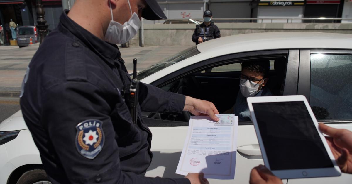 3 milyonu aşkın çalışma izin belgesi düzenlendi