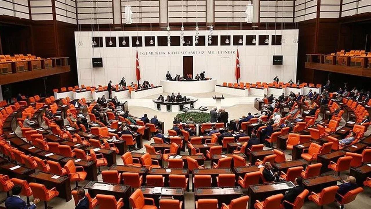 33 dokunulmazlık dosyası TBMM Adalet Komisyonu'na sevk edildi