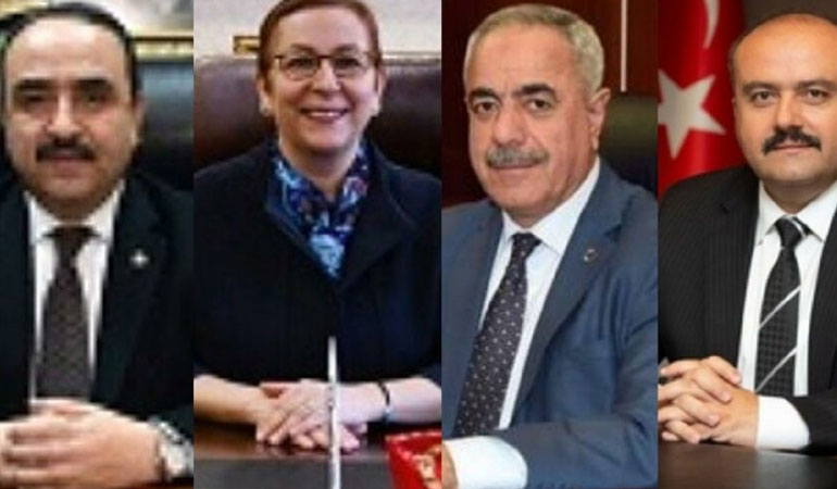 4 bakan yardımcısı daha çift maaşlı çıktı