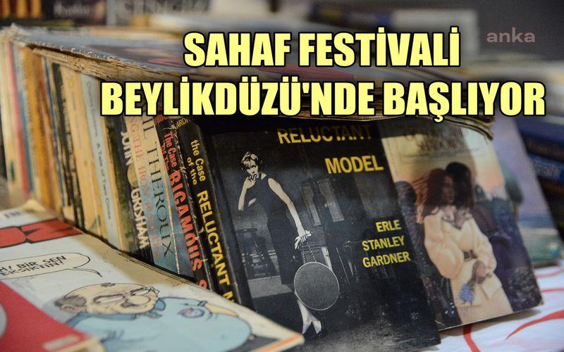 4. Sahaf Festivali Beylikdüzü'nde başlıyor