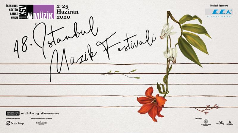 48. İstanbul Müzik Festivali dijital ortamda düzenlenecek
