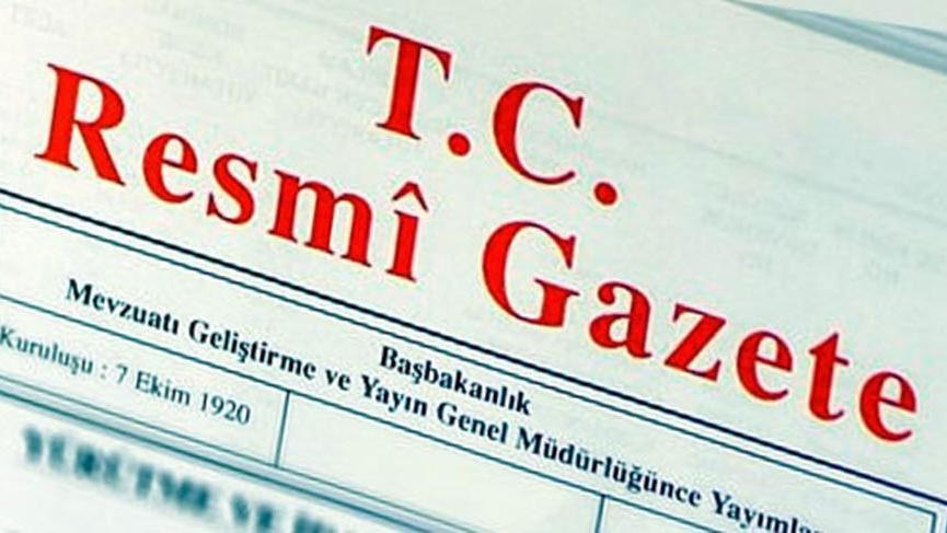 5 bakanlıktaki atama kararları Resmi Gazete'de