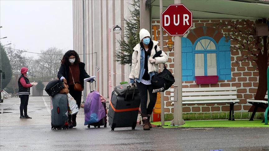5 kentte karantina ihlali yapanlar yurtlara gönderilecek