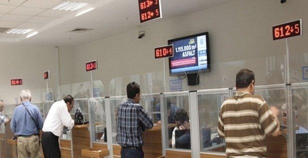 7 bankanın çalışma saatleri değiştirildi