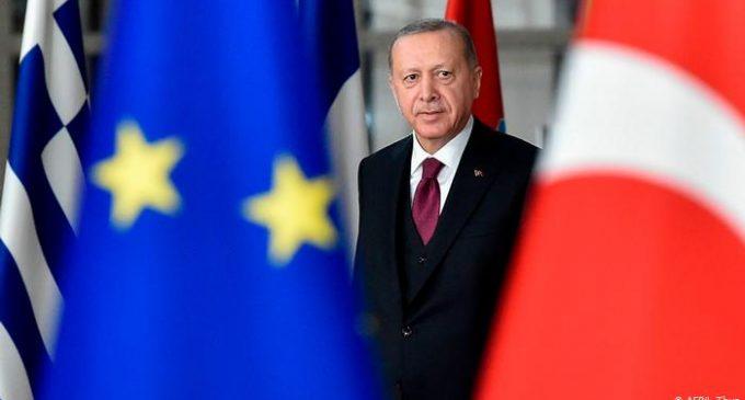 AB'den Türkiye Raporu: Cumhurbaşkanı çok fazla yasama gücüne sahip oldu