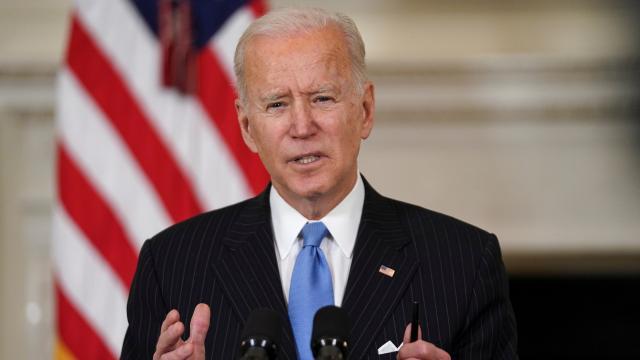 ABD Başkanı Biden: George Floyd'un öldürülmesi, gündüz gözüyle işlenmiş bir cinayettir