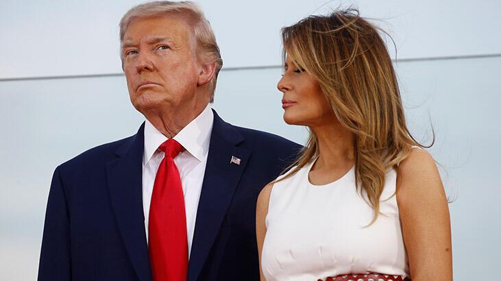 ABD Başkanı Donald Trump'ın koronavirüs sonucu belli oldu