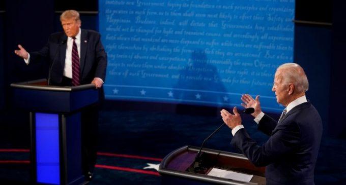 ABD'de ikinci başkanlık münazarası iptal edildi