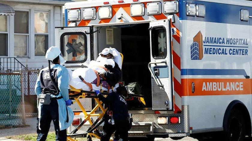 ABD'de koronavirüs sebebiyle 528 kişi daha hayatını kaybetti