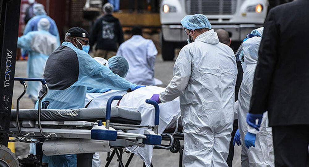 ABD'de ölü sayısı 135 bine dayandı