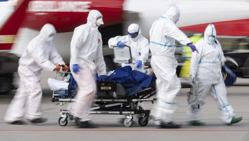ABD'de ölü sayısı 140 bine dayandı