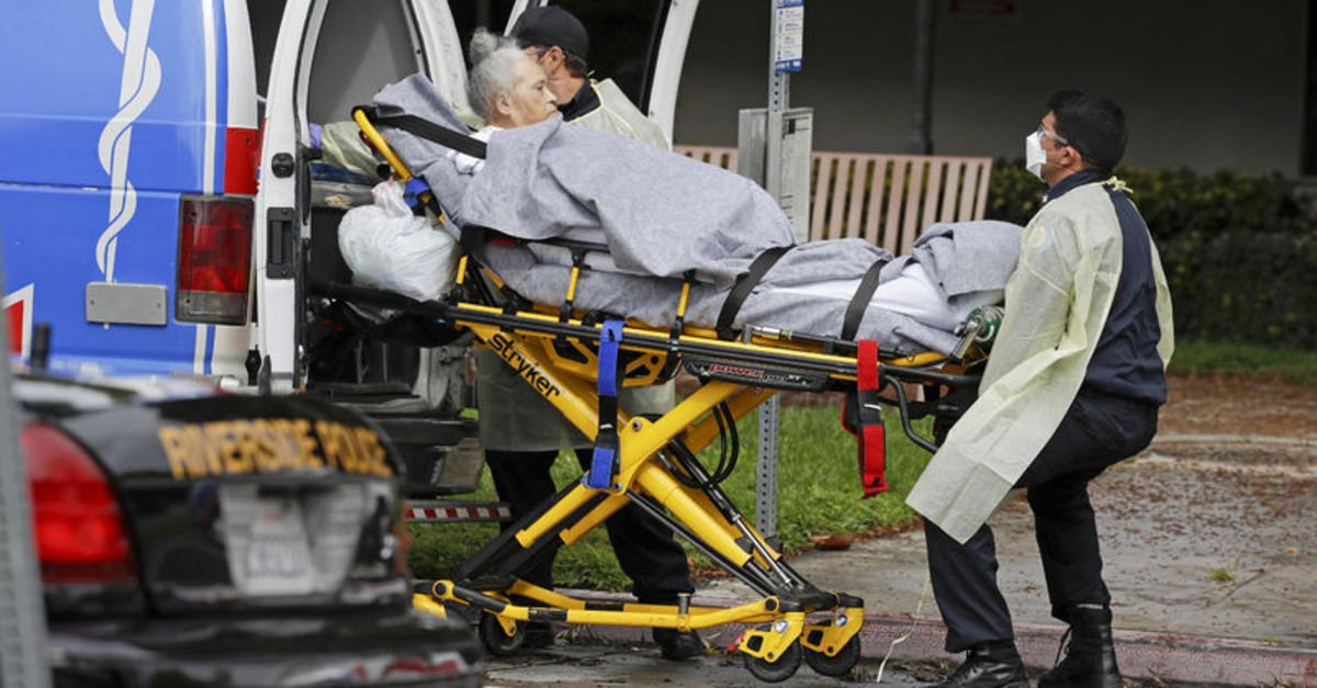 ABD'de ölü sayısı 150 bine dayandı