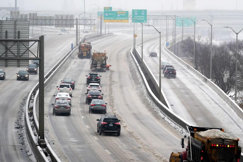 ABD'de soğuk hava bilançosu ağırlaşıyor: En az 47 can kaybı