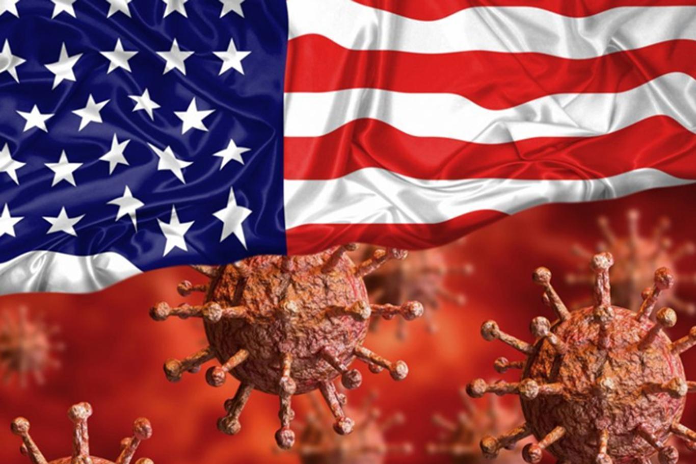 ABD'de yeni salgın rekoru: 77 bin 300 yeni vaka!