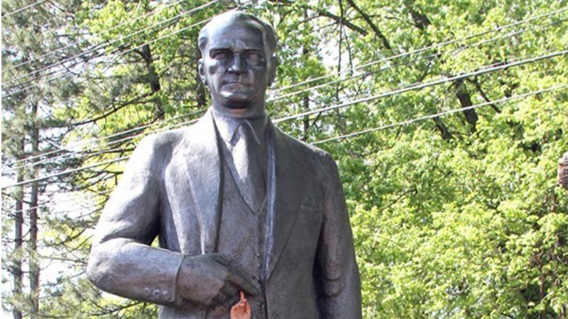 ABD'deki Atatürk heykeline çirkin saldırı