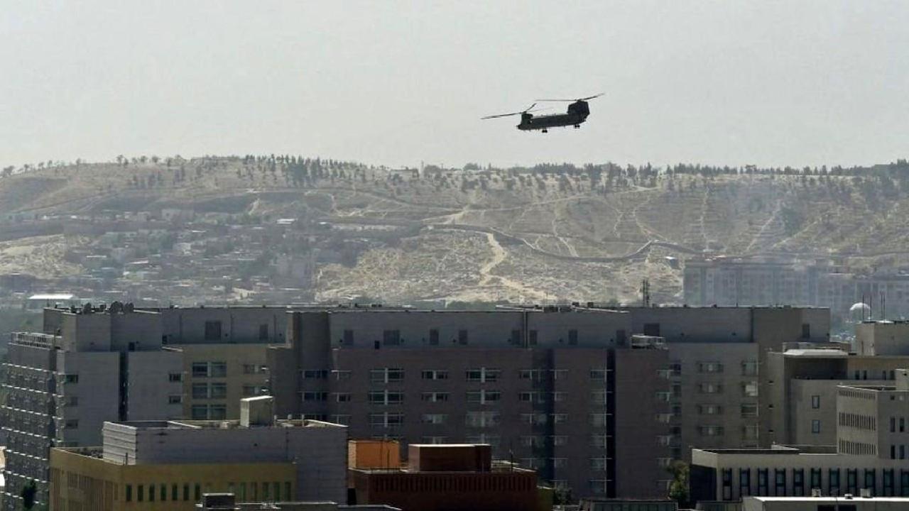 ABD Dışişleri Bakanlığı: Kabil Büyükelçiliği personelinin tahliyesi tamamlandı