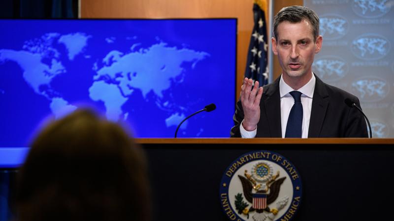 ABD Dışişleri Bakanlığı: Pentagon F-35 sorunun çözümü için Türkiye ile görüşüyor