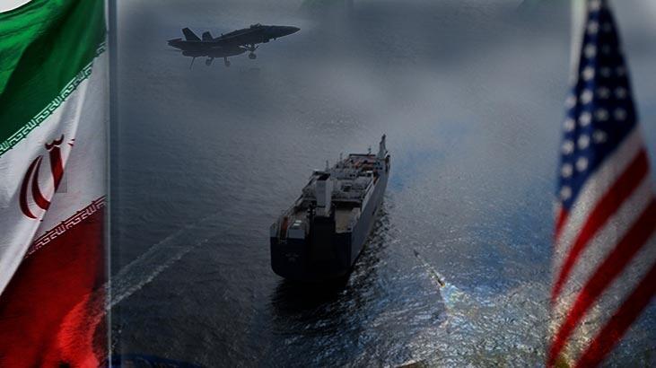 ABD, İran petrolü taşıyan 4 tanker gemiye el koydu