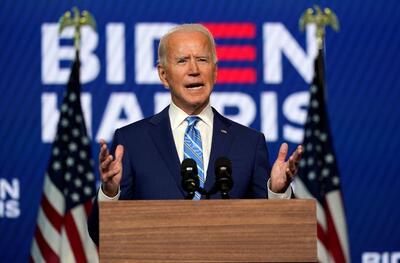 ABD'nin 46. başkanı seçilen Joe Biden'ın maaşı belli oldu