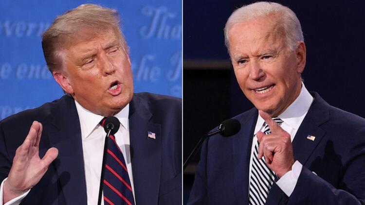 ABD seçimleri ile ilgili Trump'tan açıklama: Daha yeni başlıyor