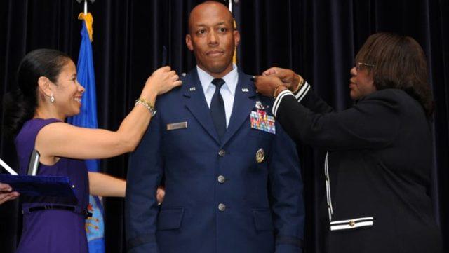 ABD tarihinde ilk kez bir siyah kuvvet komutanı atandı