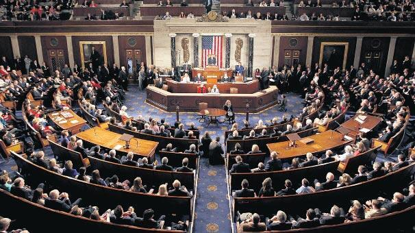 ABD Temsilciler Meclisi'nde Trump'a yönelik azil maddesi kabul edildi