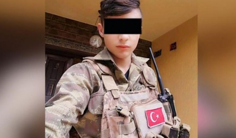 ABD Türkiye'yi çocuk asker kullanımına karışan ülkeler listesine ekledi