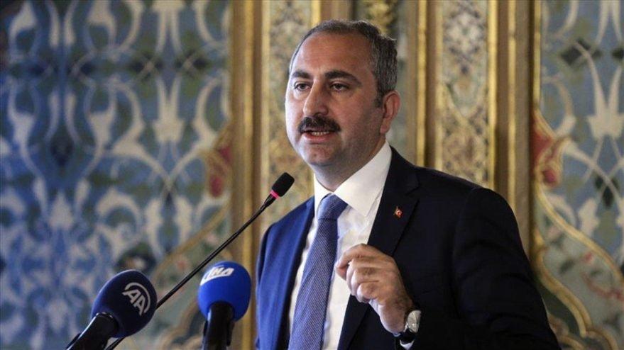 Adalet Bakanı Gül'den AYM'nin Enis Berberoğlu kararı hakkında açıklama