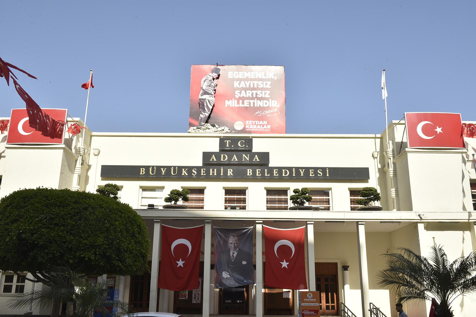 Adana Büyükşehir: haksız işten çıkarma olmadı!