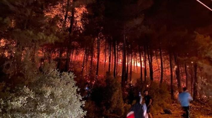 Adana Kozan, Hatay ve Fethiye yangınları kontrol altına alındı