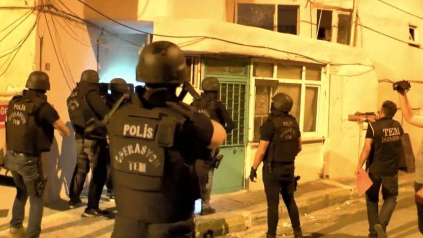 Adana ve İstanbul'da IŞİD operasyonu