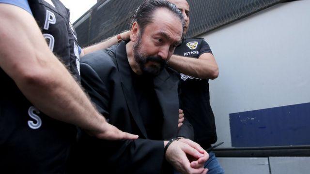 Adnan Oktar'ın Ankara'daki evlerinden milyon dolarlık 'fosil' çıktı