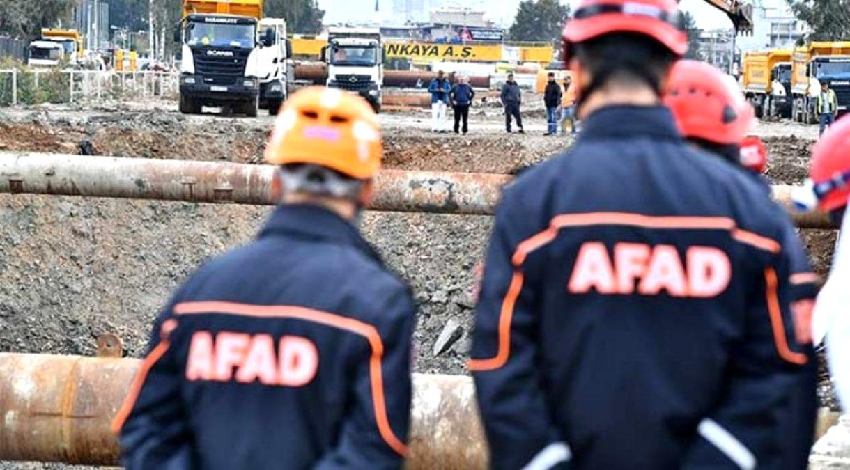 AFAD'dan 5 doğa olayına karşı uyarı