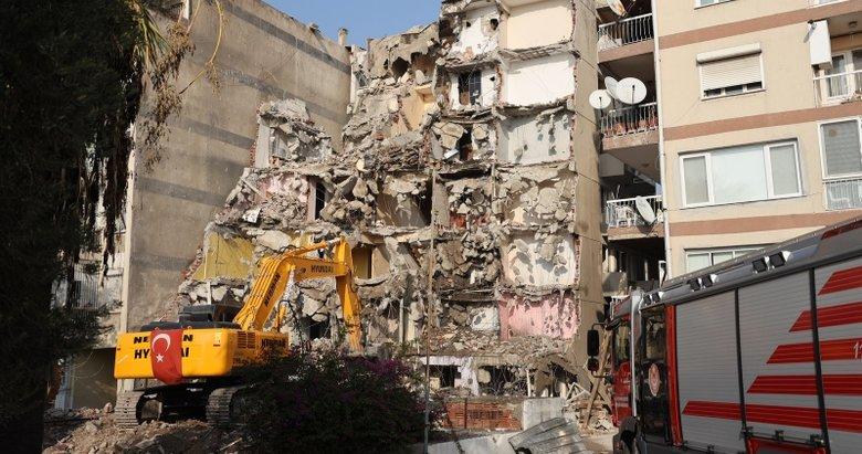 AFAD'ın İzmir depremi raporu: Beton kalitesi yetersiz, donatı detayları uygun değil