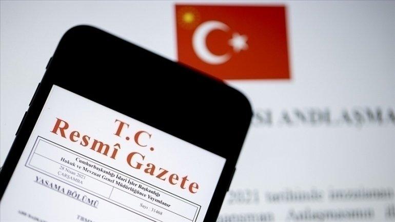 Afet bölgeleri ile ilgili yeni kararlar Resmi Gazete'de yayımlandı