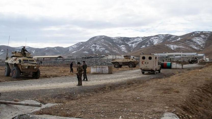 Afganistan'da bombalı saldırı: En az 30 ölü