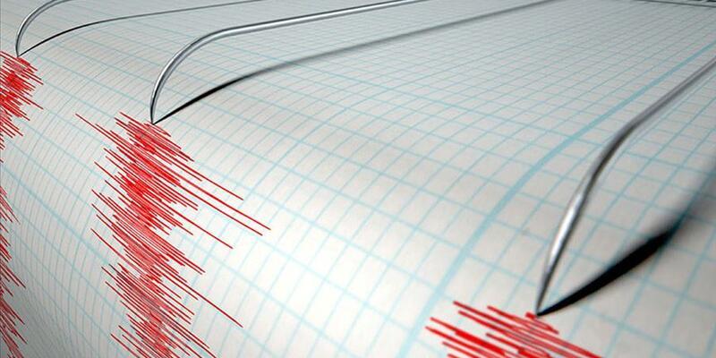 Ağrı'da 3.5 büyüklüğünde deprem