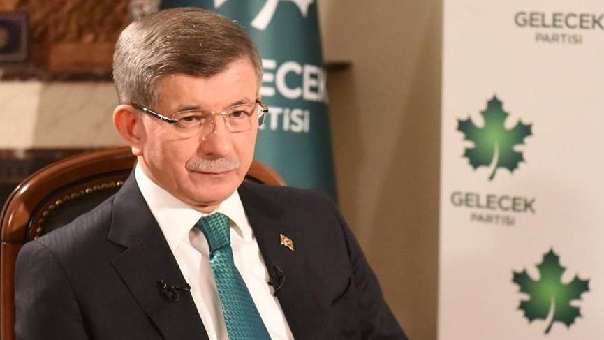 Ahmet Davutoğlu'ndan Berat Albayrak'ın istifasının ardından açıklama