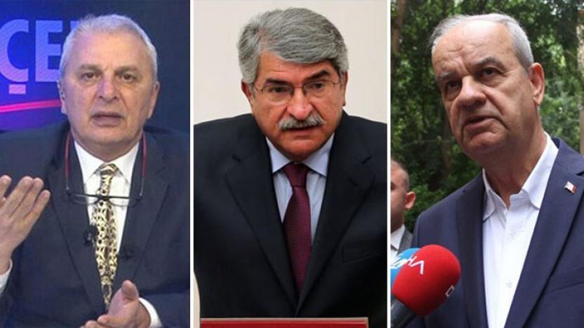AK Parti'den İlker Başbuğ, Fikri Sağlar ve Can Ataklı için 81 ilde suç duyurusu